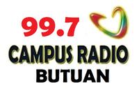 Campus Radio 99.7 Butuan Logo 2002