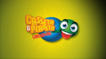 Casseta & Planeta, Urgente! - Logo 2010