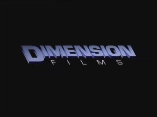 Dimension Films (1992) (Equilibrium variant)