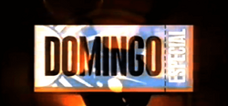 Domingo Especial SBT logo 2005