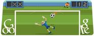 Google London 2012 Olympic Games - Football