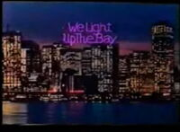 KPIX-TV's Channel 5 Eyewitness News At 11's We Light Up The Bay Video Promo From 1977