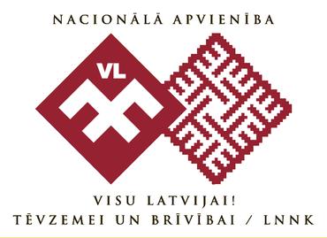 Nacionālā apvienība logo