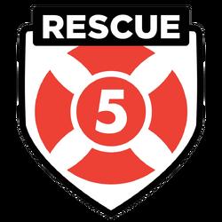 Rescue5 Logo 2018