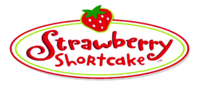 Strawberry Shortcake Logo 2003