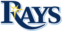 Tampa Bay Rays wordmark