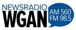 WGAN 560 AM 98.5 FM