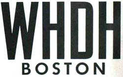 WHDH FM Boston 1949