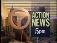 WXYZ Action News 5PM 1992