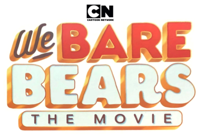 We Bare Bears The Movie logo