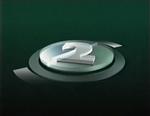 YLE TV2 1993 logo