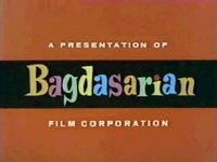 Bagdasarian Productions original logo