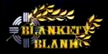 Blankety Blank 1988