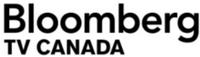 Bloomberg TV Canada Logo