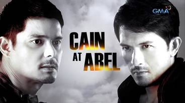 Cain at Abel title card