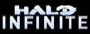 Halo Infinite Logo dark