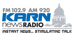 KARN Newsradio 102.9 FM 920 AM
