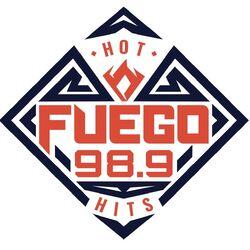 KCVR-FM Fuego 98.9