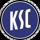 Karlsruher SC logo (1952-1960)