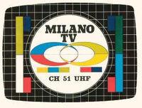 Milano TV loghi 1976-1983