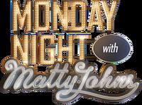 Monday Night With Matty Johns Logo (2013)