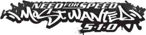 Need for Speed- Most Wanted 510 logo