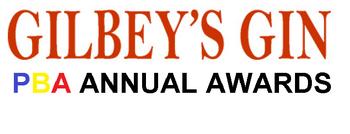 PBA Annual Awards logo 1992