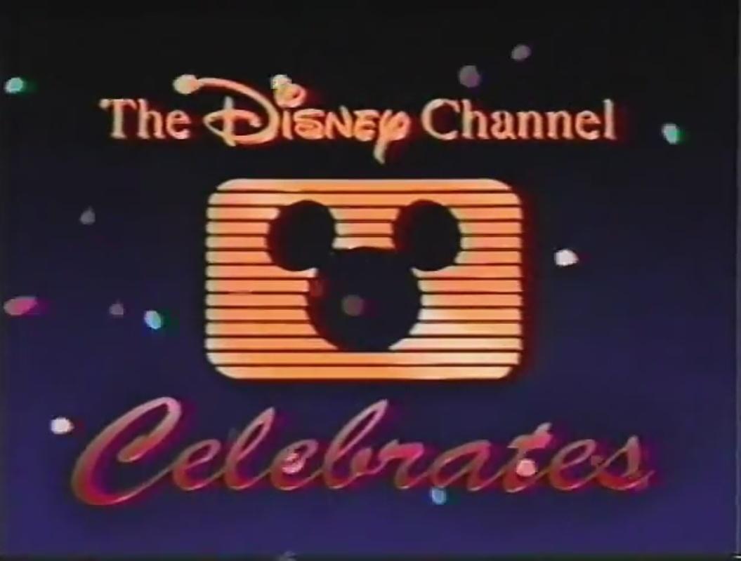 Image The Disney Channel Celebratesjpeg Logopedia Fandom