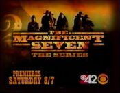 The Magifincent Seven the series with WBMG ID 1998