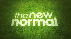 The New Normal title card