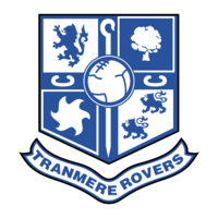 Tranmere Rovers FC logo (helvetica)