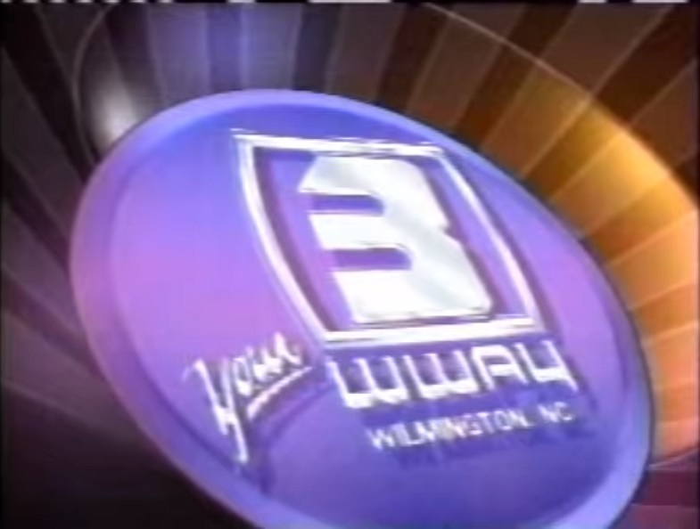 WWAY TV 3 Americas Watching ABC 1990