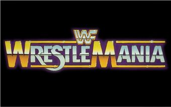 WrestleMania | Logopedia | Fandom