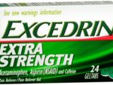 Excedrin