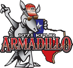 107.1 KPUR-FM The Armadillo