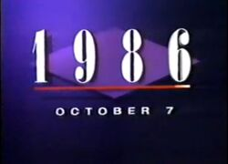 1986 tv series