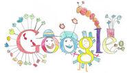 Doodle for Google Ireland Winner (09.03.11)