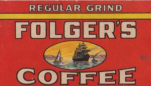 Folgers 1930s