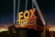 Fox Studios Australia Logo