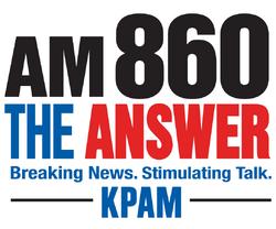 KPAM AM 860 The Answer
