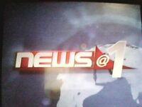 News @ 1 Logo 2012