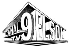 TV Sol canal-9-1962