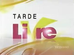 Tarde Livre - 2012