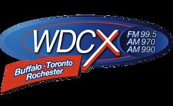 WDCXFM 1522201 config station logo image 1436905983