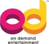 Astro on demand enetertainment logo