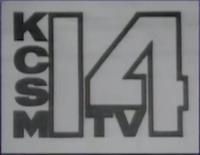 KCSM-TV 14 1964