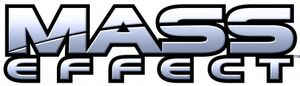 Mass Effect Logo Wallpaper