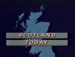 Scotland Today 1984