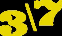 Telesistema 3-7 old logo