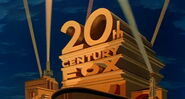 The 1953 20th Century Fox logo
